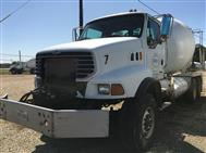 2006 Sterling L9500 Concrete Mixer Truck