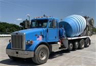 2006 Peterbilt 357 with 11 yard Bridge Formula Mixer